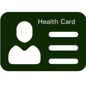 how to get a health card