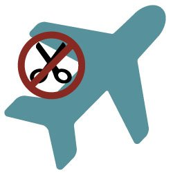 prohibited items in hand luggage