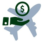 How to request a refund or compensation in the event of denied boarding, flight cancellation, or extended flight delay