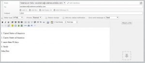 Visa.email.template