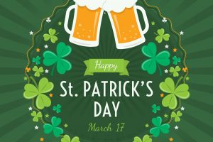 Celebrate Saint Patrick's Day in Rome with a tour of the Eternal City