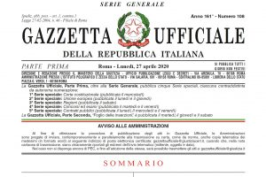 Coronavirus in Italy: the Decree of April 26 loosens up the restrictions