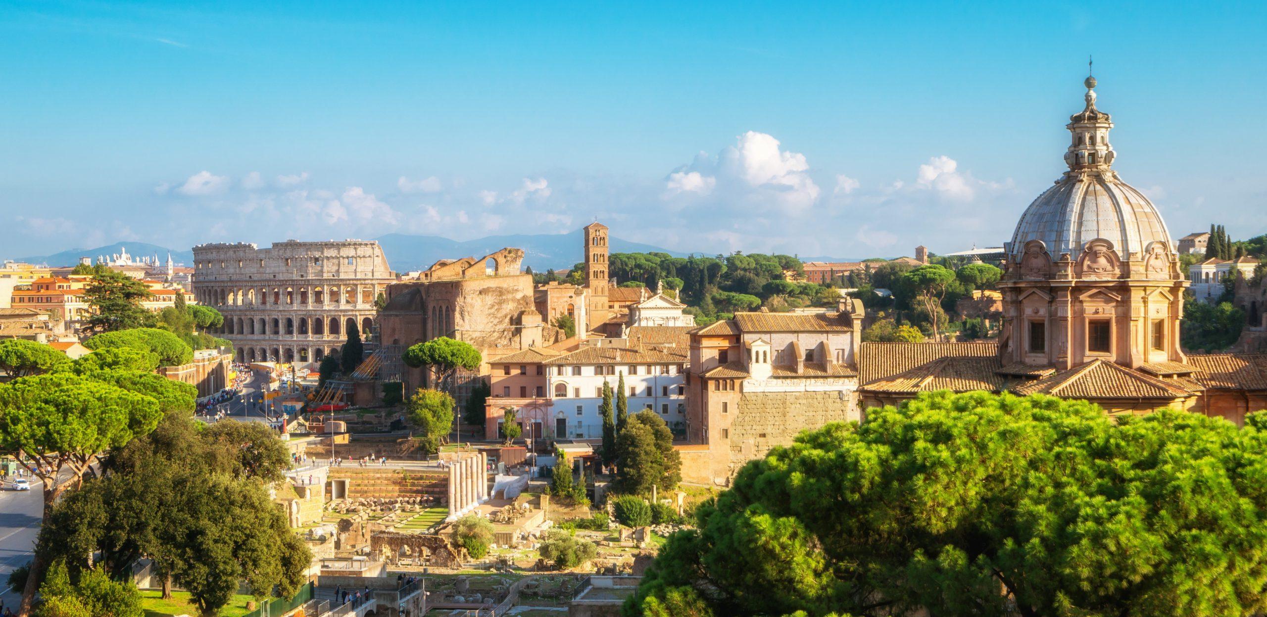 Rome Cupole